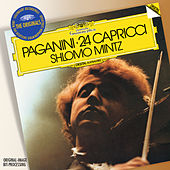 Paganini: Caprices by Shlomo Mintz