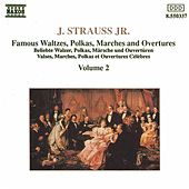 The Best of Johann Strauss Jr. Vol. 2 de Czecho-Slovak Radio Symphony Orchestra