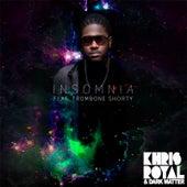 Insomnia (feat. Trombone Shorty) by Khris Royal