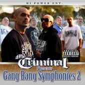 Mr. Criminal Presents: Gang Bang Symphonies, Vol. 2 by Mr. Criminal