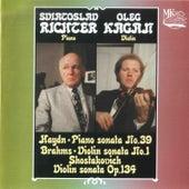 Haydn, Brahms, Shostakovich: Sonatas by Various Artists