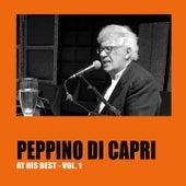 Peppino Di Capri at His Best Vol. 1 by Peppino Di Capri