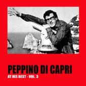 Peppino Di Capri at His Best Vol. 3 by Peppino Di Capri
