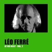 Léo Ferré at His Best, Vol. 2 de Leo Ferre
