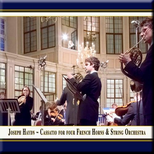 Haydn: Divertimento (Cassation) No. 10 for 4 Horns & Strings in D Major, Hob. II:D22 by Sibylle Mahni