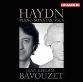 Haydn: Piano Sonatas, Vol. 6 by Jean-Efflam Bavouzet