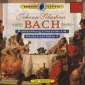 Bach: Brandenburg Concertos - Orchestral Suite No. 1 by Slovak Chamberorchestra