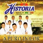 A Puro Dolor by La Historia Musical De Mexico