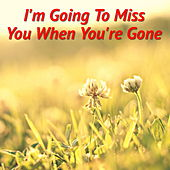 I'm Going To Miss You When You're Gone by Various Artists