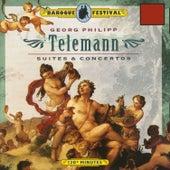 Telemann: Suites & Concertos by Various Artists