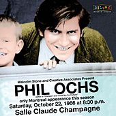 Live in Montreal (Live) by Phil Ochs