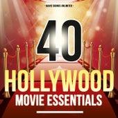 40 Hollywood Movie Essentials de Various Artists