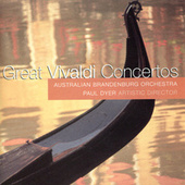 Great Vivaldi Concertos de Various Artists