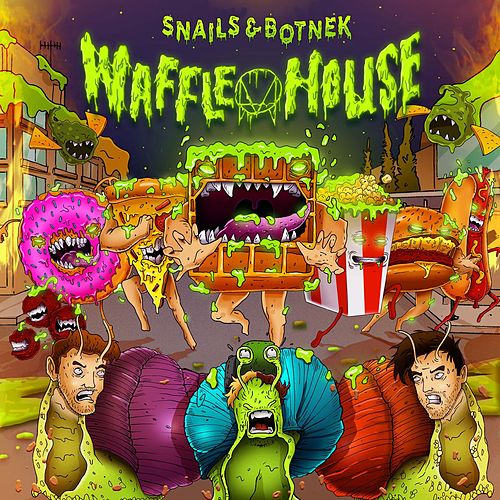 Waffle House by Snails