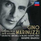 Marinuzzi: Sinfonia In La - Suite Siciliana di Orchestra Sinfonica Di Milano Giuseppe Verdi