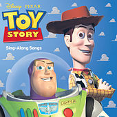 Toy Story Sing-Along Songs de Various Artists