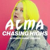 Chasing Highs (Acoustic Piano Version) de Alma