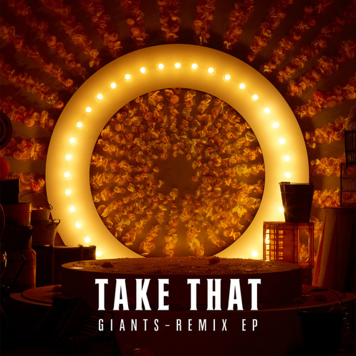 Giants (Remix EP) by Take That