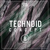 Technoid Concept Issue 8 by Various Artists