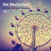 Die Deutschen Kirmes Schlager Kracher, Vol. 1 by Various Artists