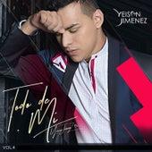 Todo de Mí, Vol. 4 de Yeison Jimenez