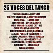 25 Voces del Tango by Various Artists