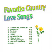 Favorite Country Love Songs von Various Artists