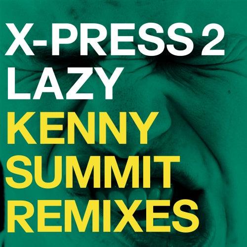 Lazy (feat. David Byrne) (Remixes) by X-Press 2