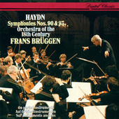 Haydn: Symphonies Nos. 90 & 93 by Frans Brüggen