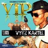 V.I.P (Remastered) - Single by VYBZ Kartel