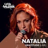 Gratitude (Uit Liefde Voor Muziek) de Natalia