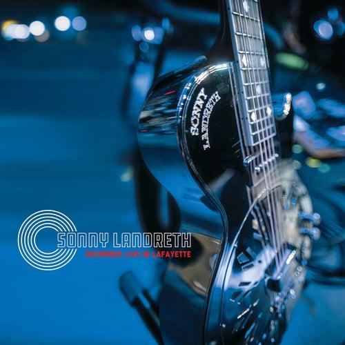 Blues Attack (Live) by Sonny Landreth