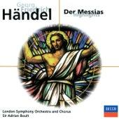 Handel: Messiah - Arias & Choruses by Various Artists
