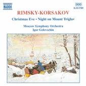 Christmas Eve by Nikolai Rimsky-Korsakov