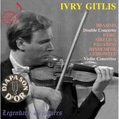 Ivry Gitlis Live: Violin Concertos by Various Artists