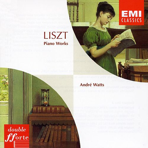 Andre Watts - Liszt Piano Works by Franz Liszt