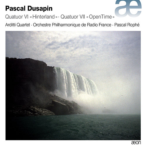 Pascal Dusapin: String Quartets Nos. 6 & 7 by Arditti Quartet