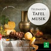 Telemann: Tafelmusik (Inspiration) von Ton Koopman