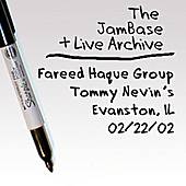 02-22-02 - Tommy Nevin's - Evanston, IL by Fareed Haque Group