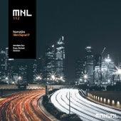 Silken Diagonal EP by Namatjira
