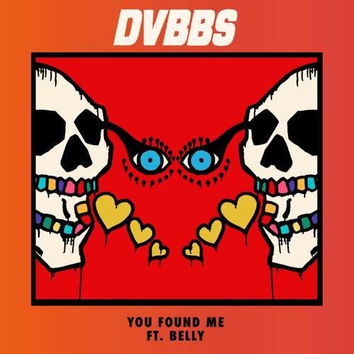 You Found Me de DVBBS