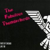 Taste Of Chicago: Live 1989 (Live) de The Fabulous Thunderbirds