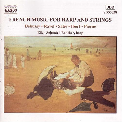 French Music for Harp and Strings by Various Artists