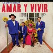 Amar Y Vivir (En Vivo Desde La Ciudad De México, 2017) de La Santa Cecilia
