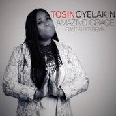 Amazing Grace (Giantkiller Remix) by Tosin Oyelakin