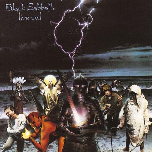 Live Evil by Black Sabbath