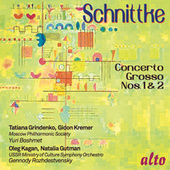 Schnittke: Concerti Grossi Nos. 1 & 2 by Various Artists