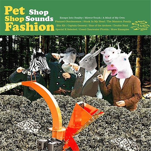Shop Sounds by Pet Shop Fashion