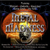 Metal Madness de Various Artists
