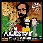 Majestyk Sound Machine Compil, Vol. 1 by Various Artists